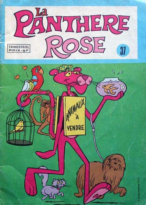 La panthère rose 37 - Animaux à vendre