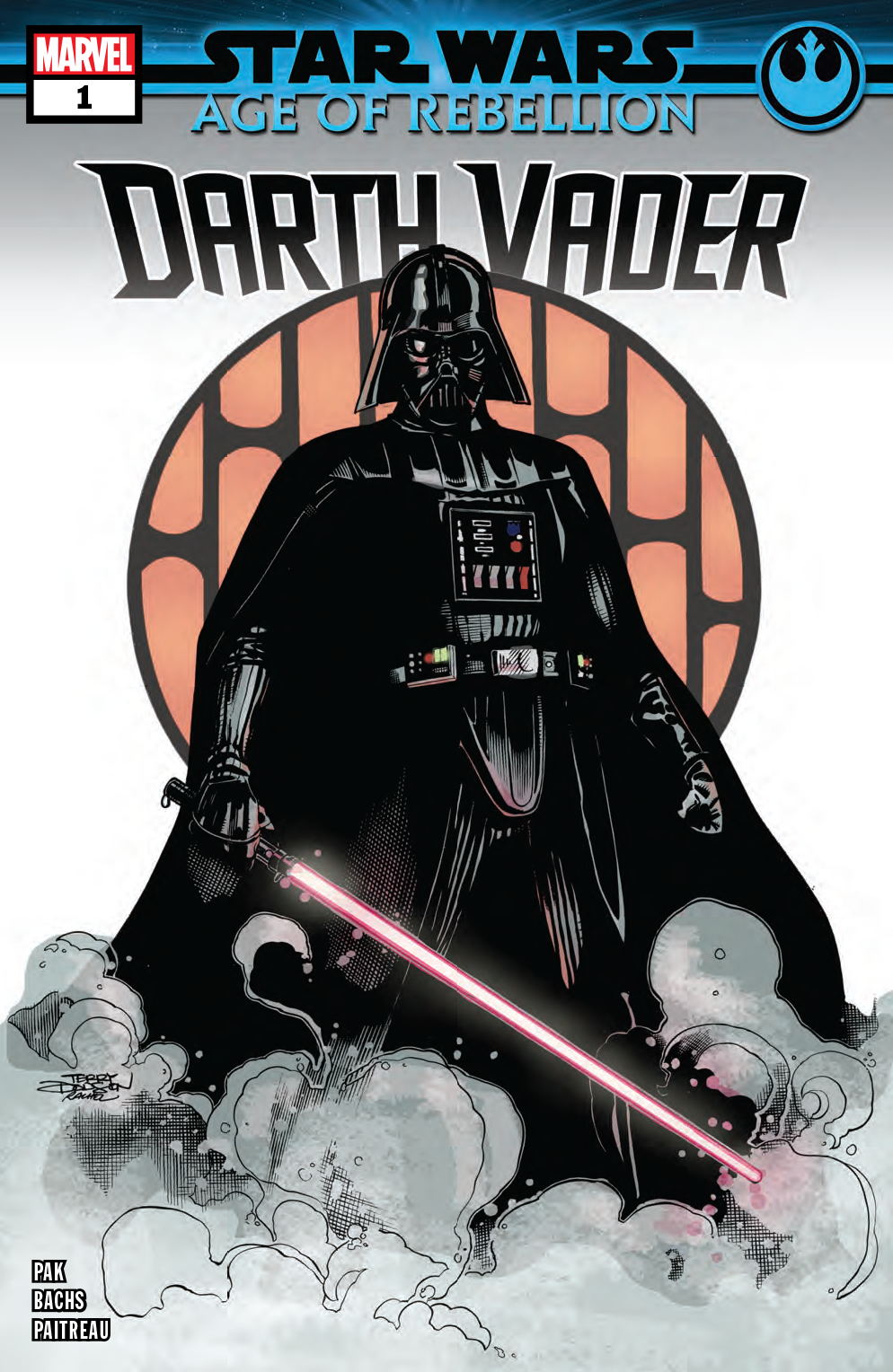 Star Wars - Age of Rebellion : Darth Vader 1 - To the Letter