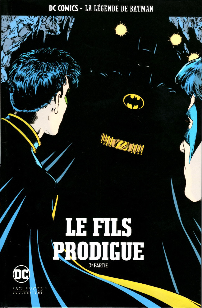 DC Comics - La Légende de Batman 30 - Le Fils Prodigue - 3e Partie