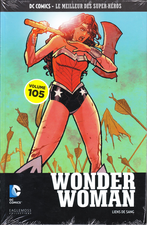 DC Comics - Le Meilleur des Super-Héros 105 - Wonder Woman : Liens de Sang