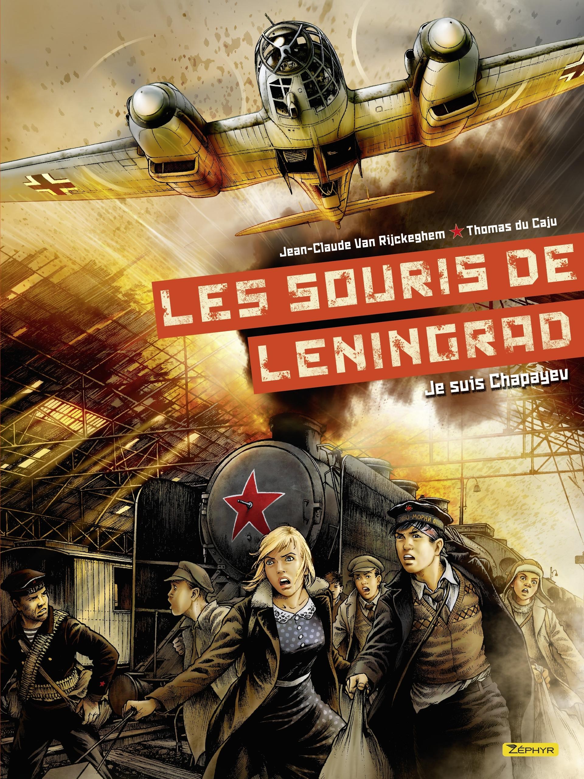 Les souris de Leningrad 1 - Je suis Chapayev