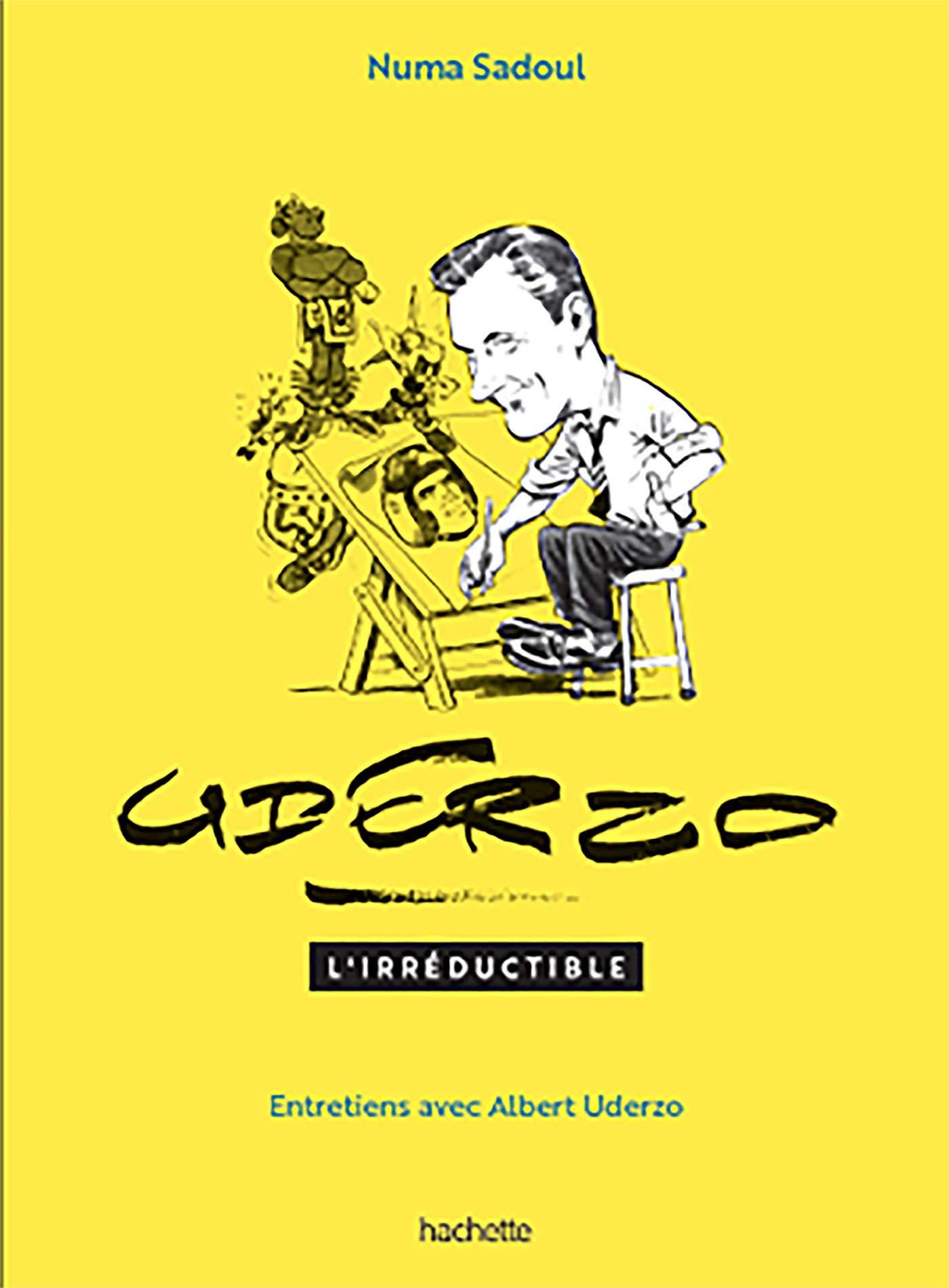 1 - Entretiens avec Uderzo