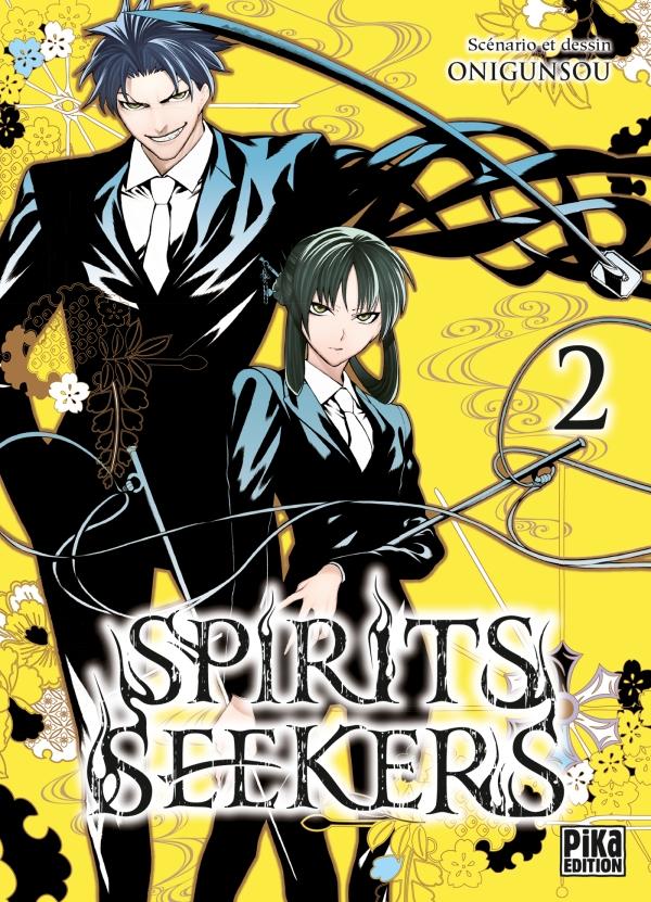 Spirits seekers 2
