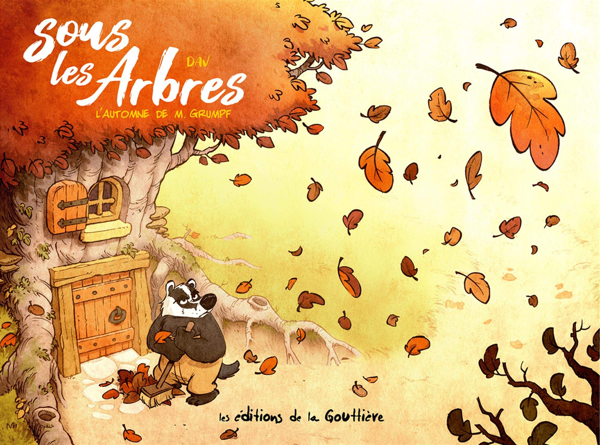 Sous les arbres 1 - L'automne de Monsieur Grumpf