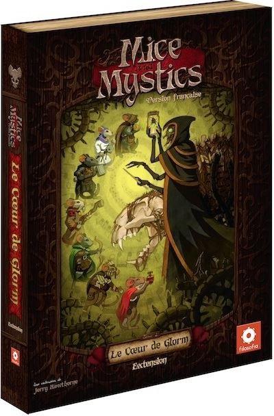 Mice and Mystics : Le Cœur de Glorm 0