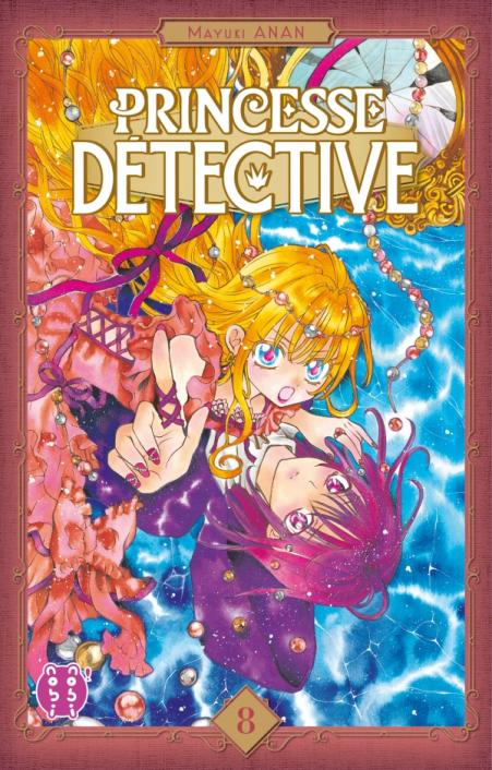 Princesse détective 8