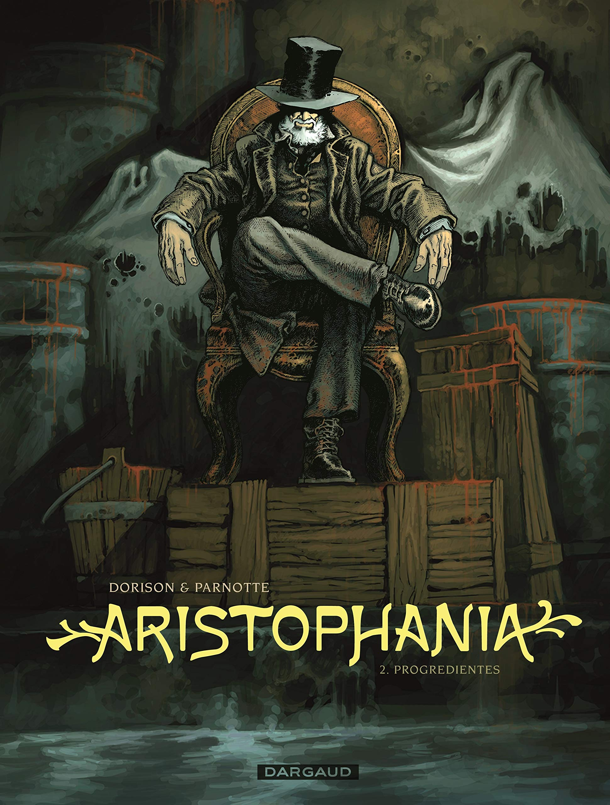 Aristophania 2 - Progredientes