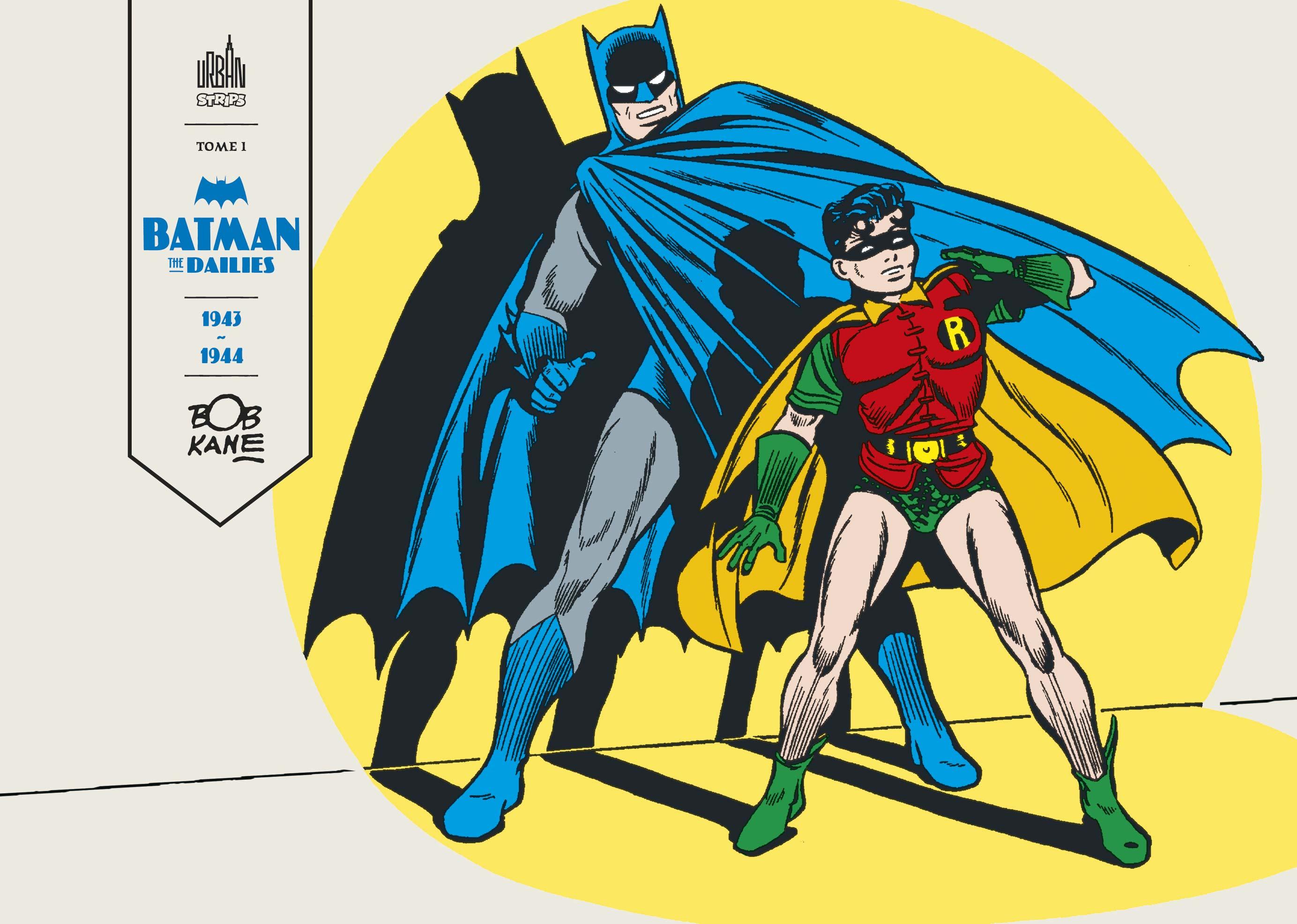 Batman The Dailies 1 - Batman The Dailies