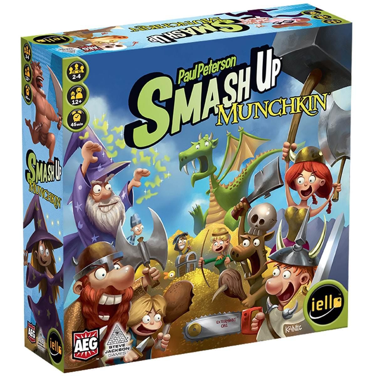 Smash Up : Munchkin 0