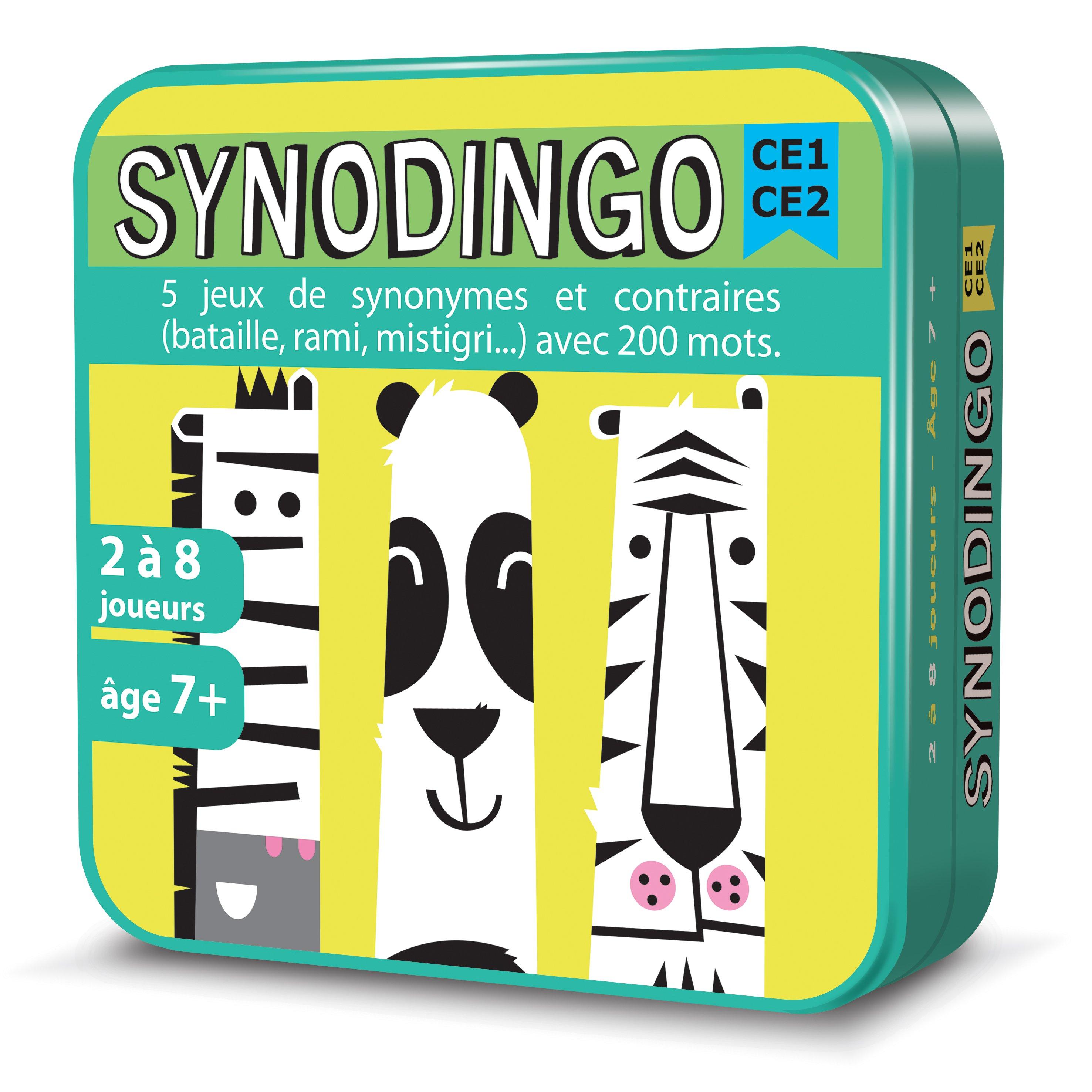 Synodingo CE1-CE2 0