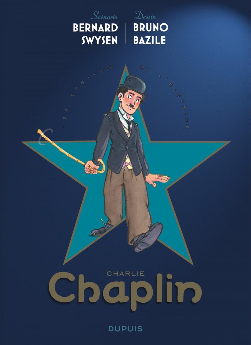 Les étoiles de l'histoire 1 - Charlie Chaplin