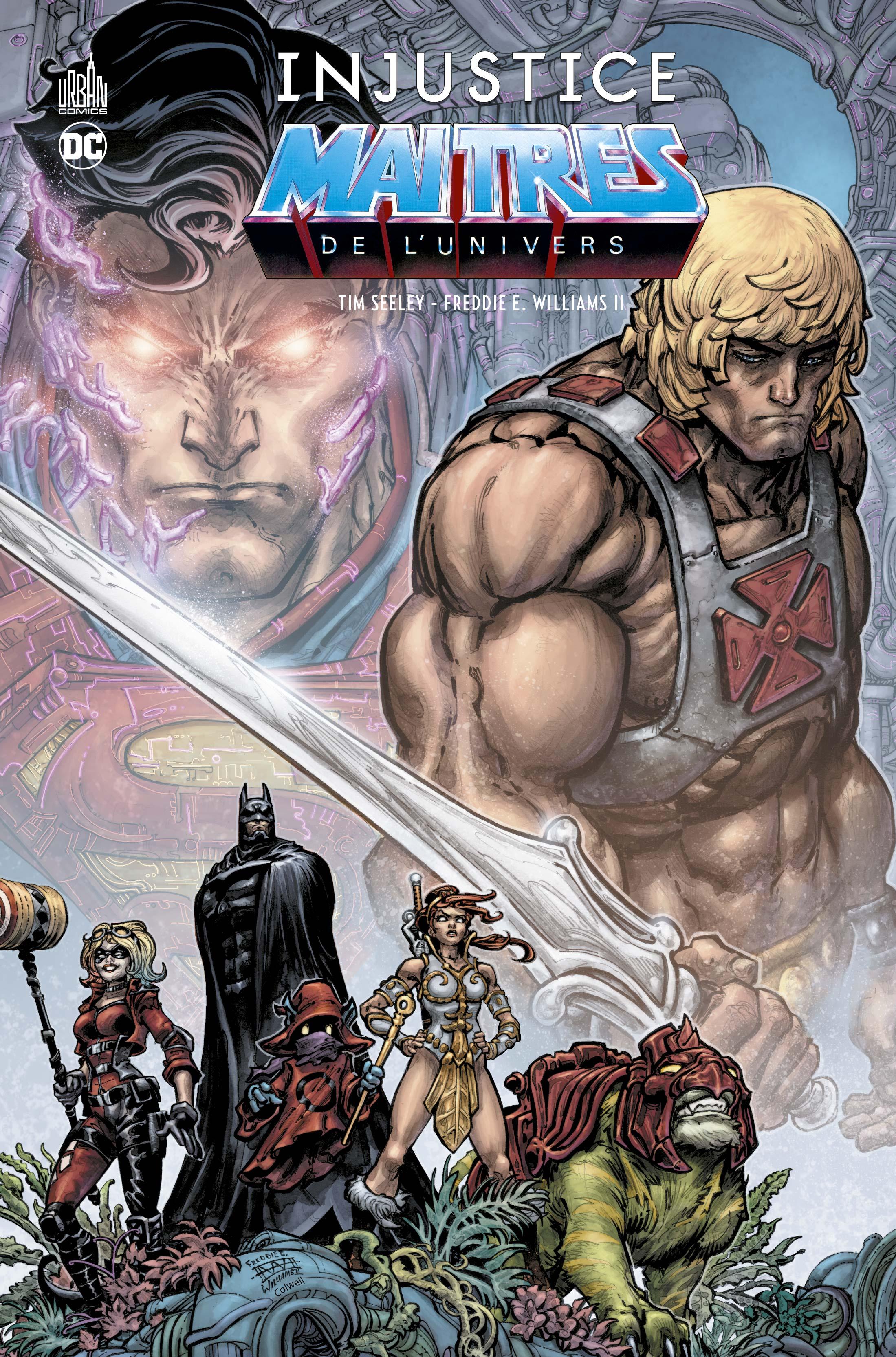 Injustice vs. He-Man and the Masters of The Universe 1 - Injustice vs les maîtres de l'univers
