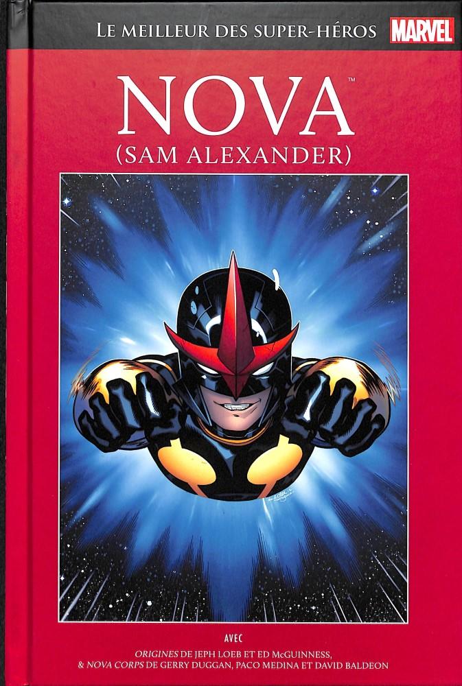 Le Meilleur des Super-Héros Marvel 94 - Nova (Sam Alexander)