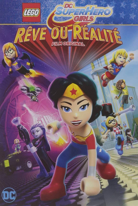 LEGO DC Super Hero Girls : Rêve ou réalité 1