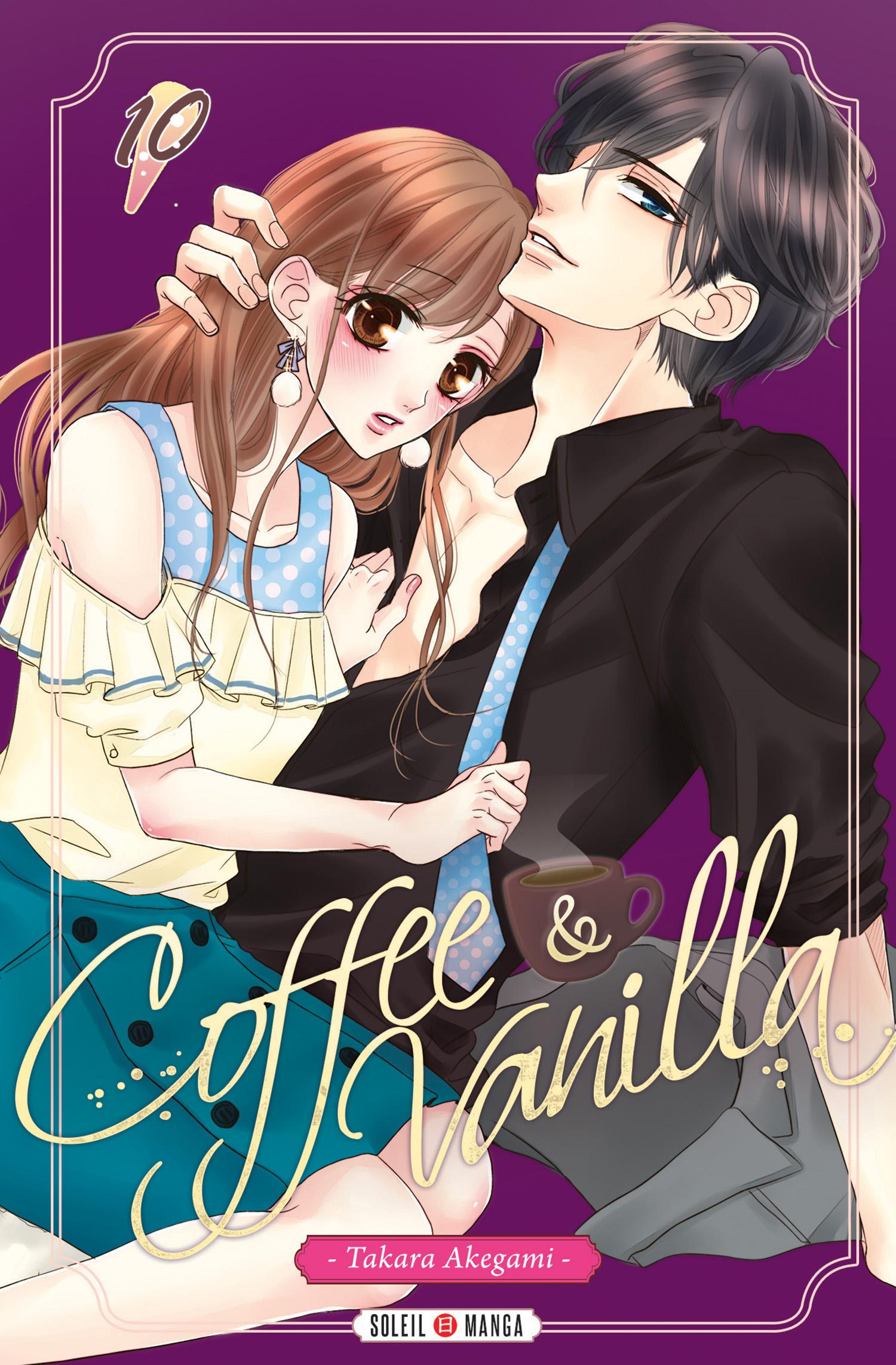 Coffee & Vanilla 10