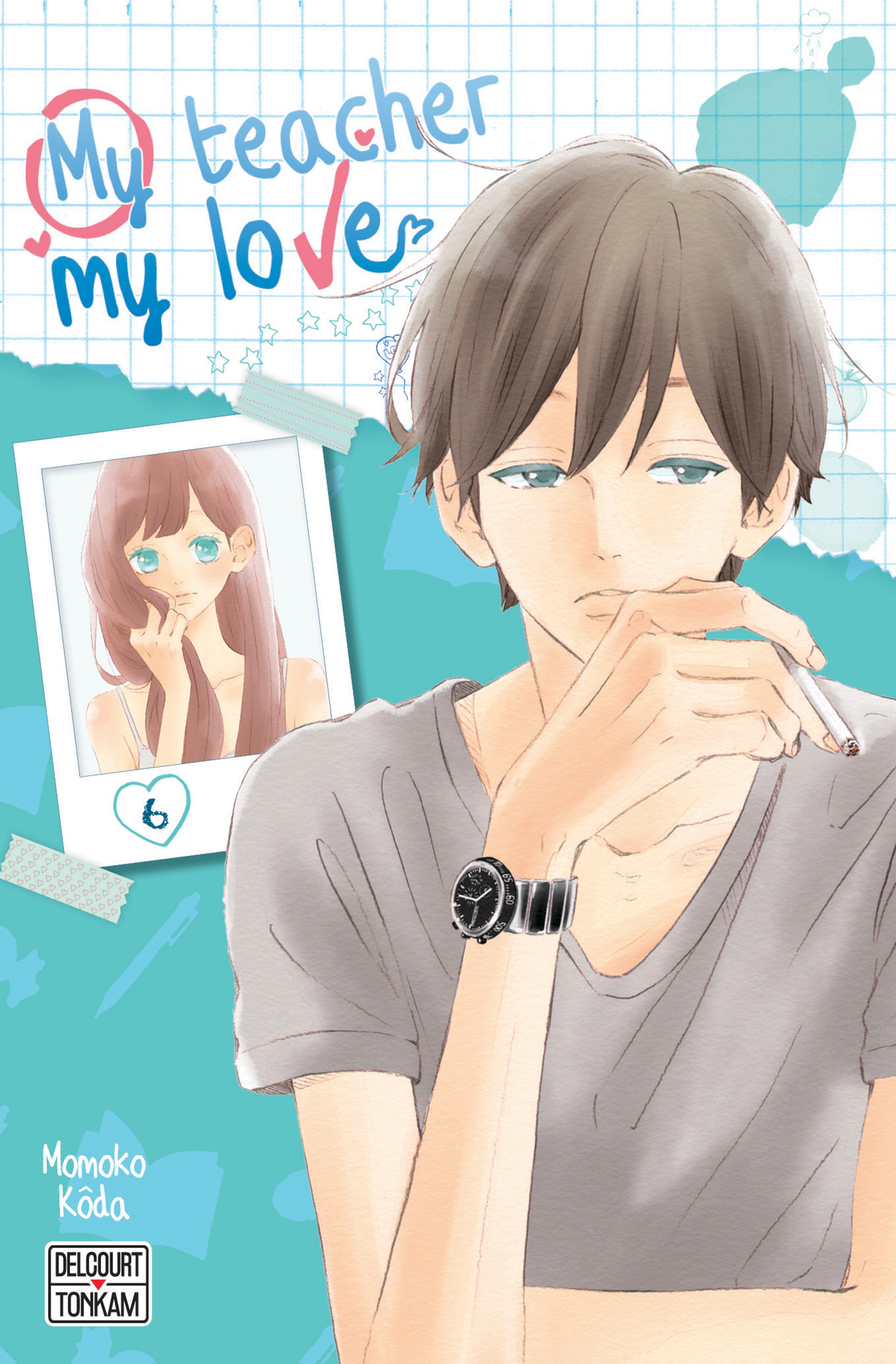 My Teacher, My Love 6