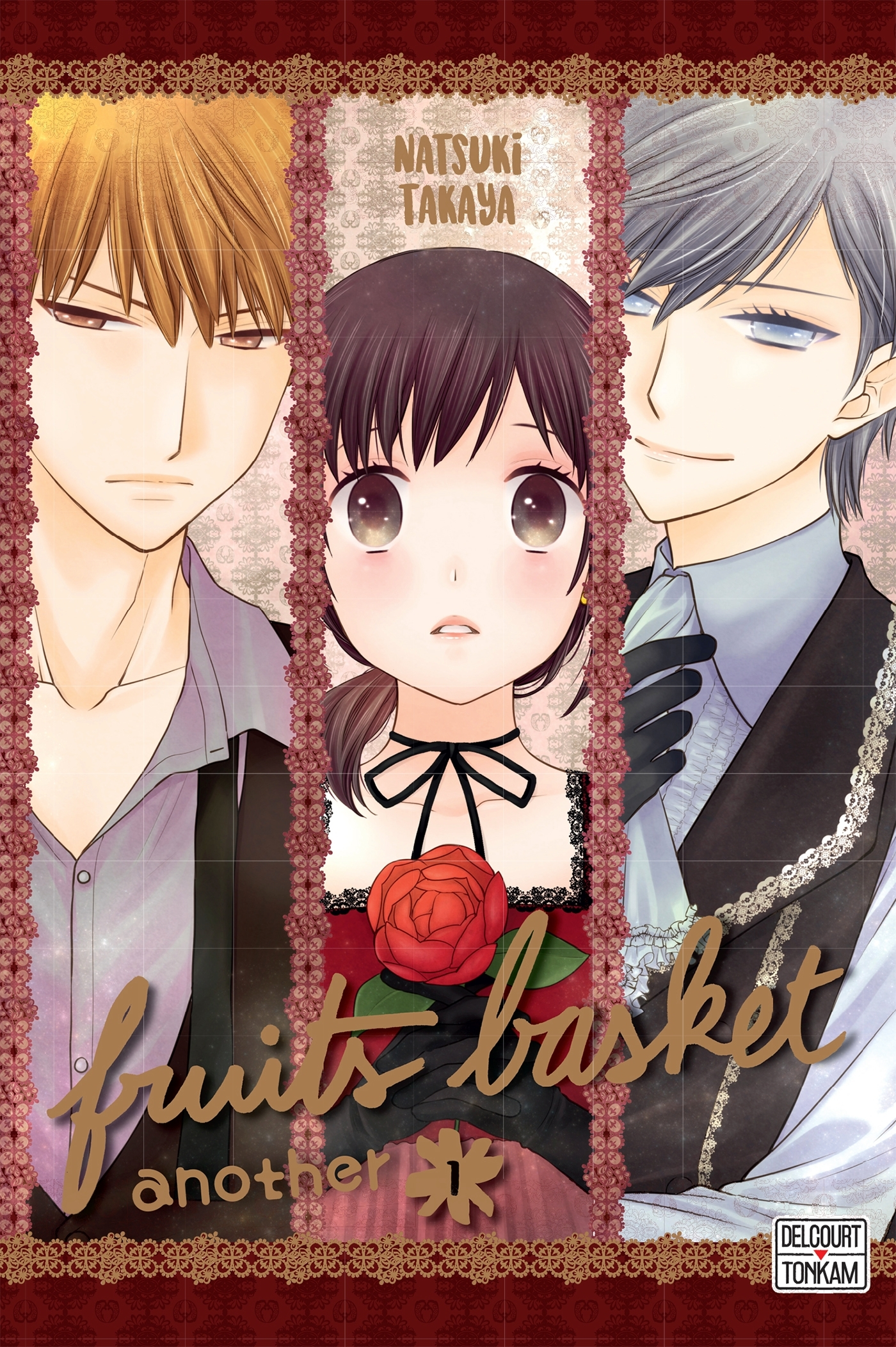 Fruits Basket Another 1 - T1 à T3