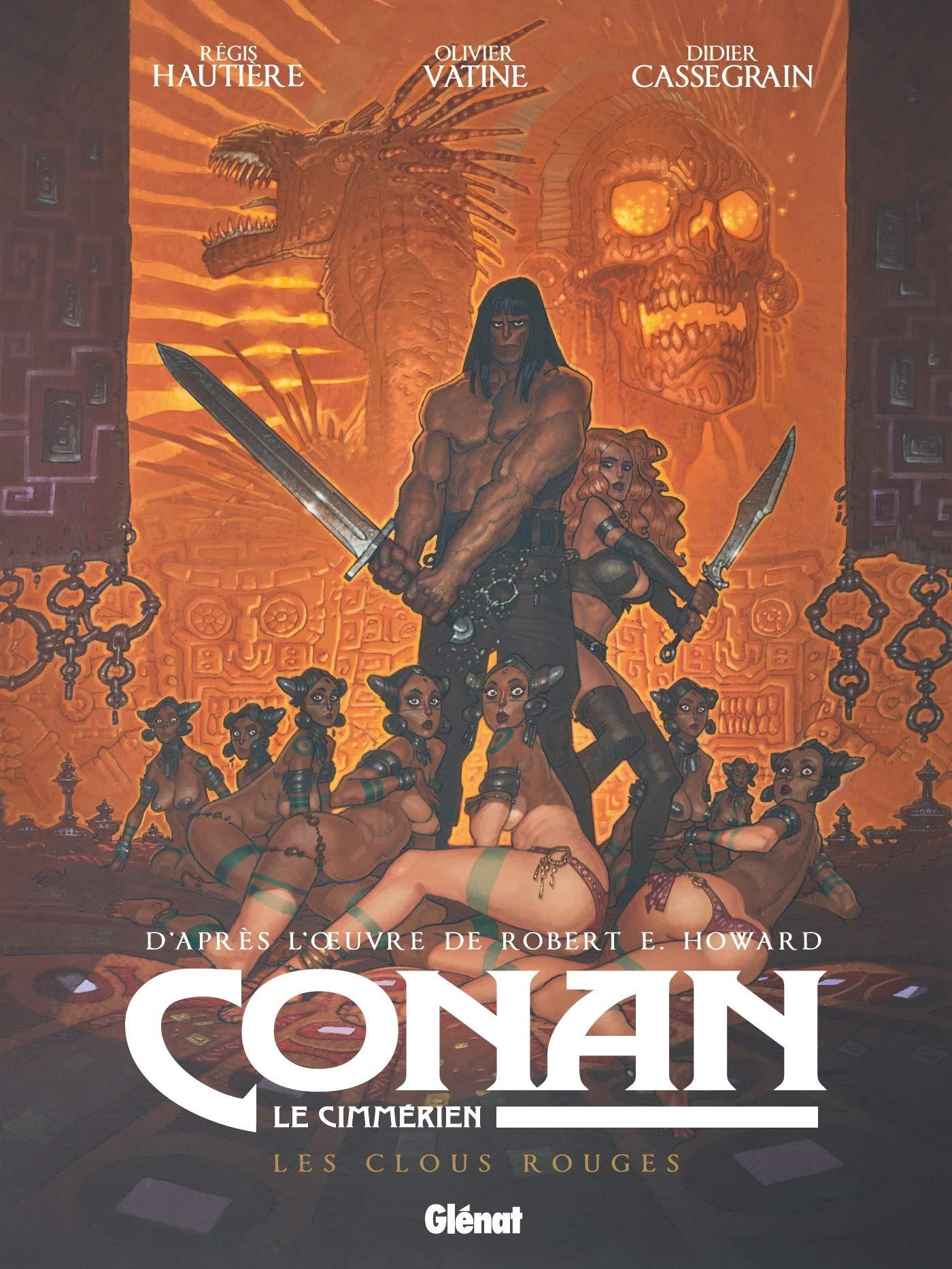 Conan le Cimmérien 7 - Les clous rouges