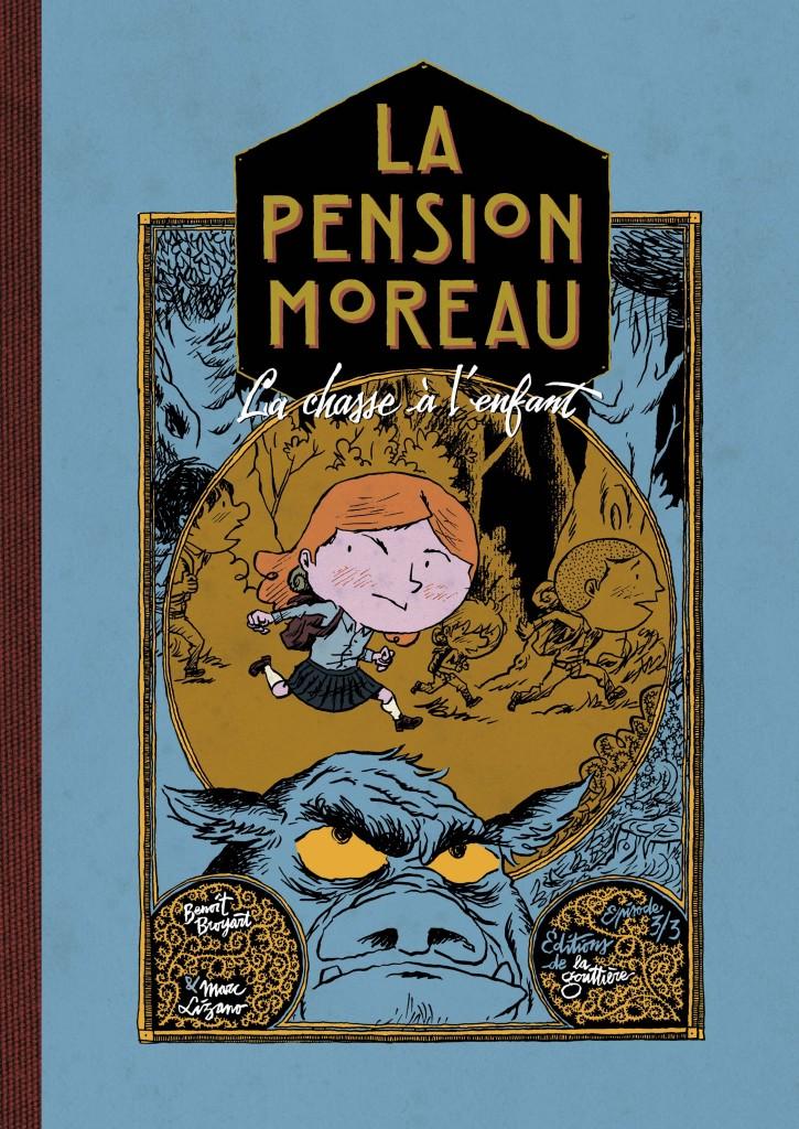 La Pension Moreau 3 - La chasse à l'enfant