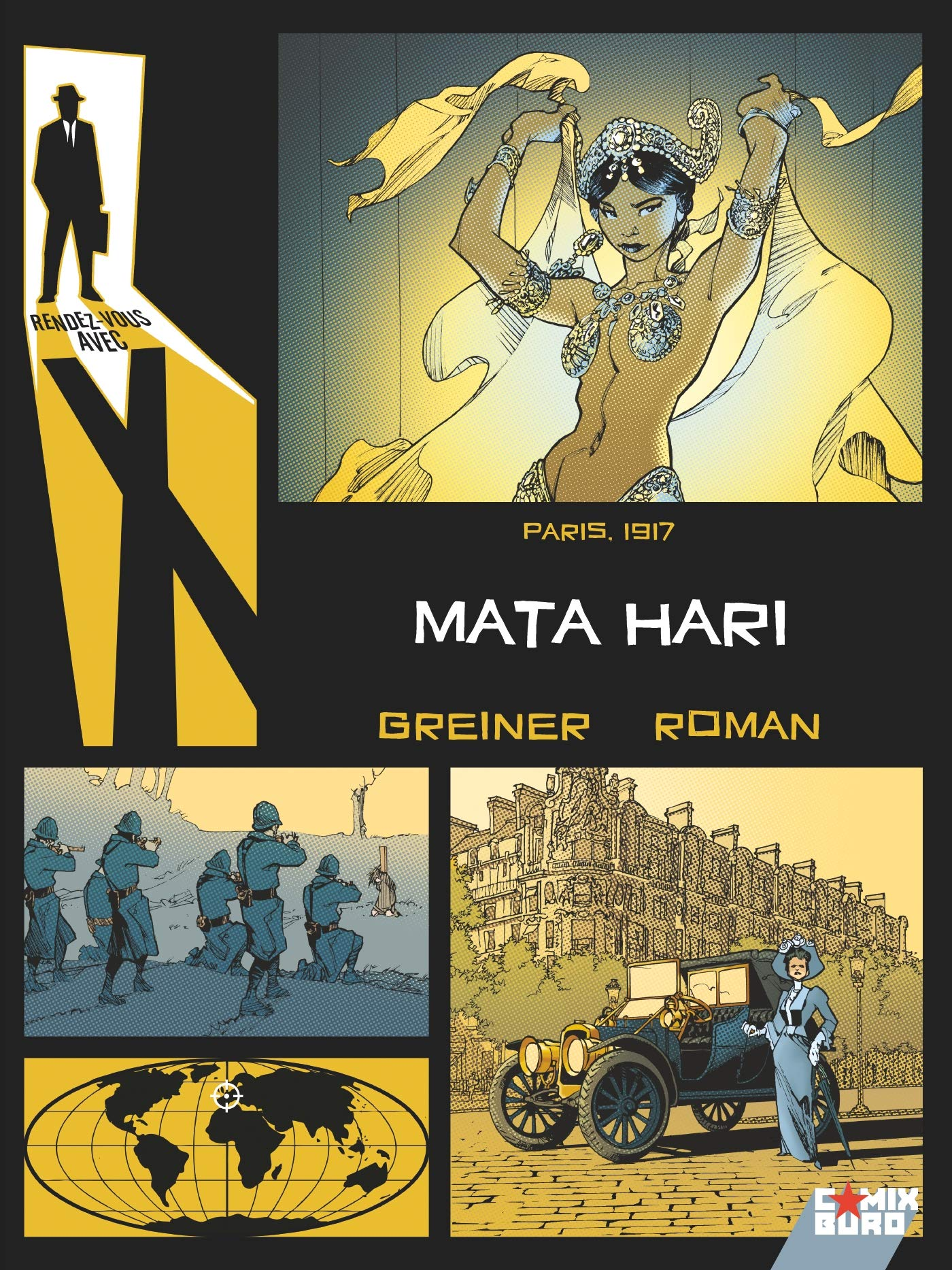 Rendez-vous avec X 3 - Mata Hari