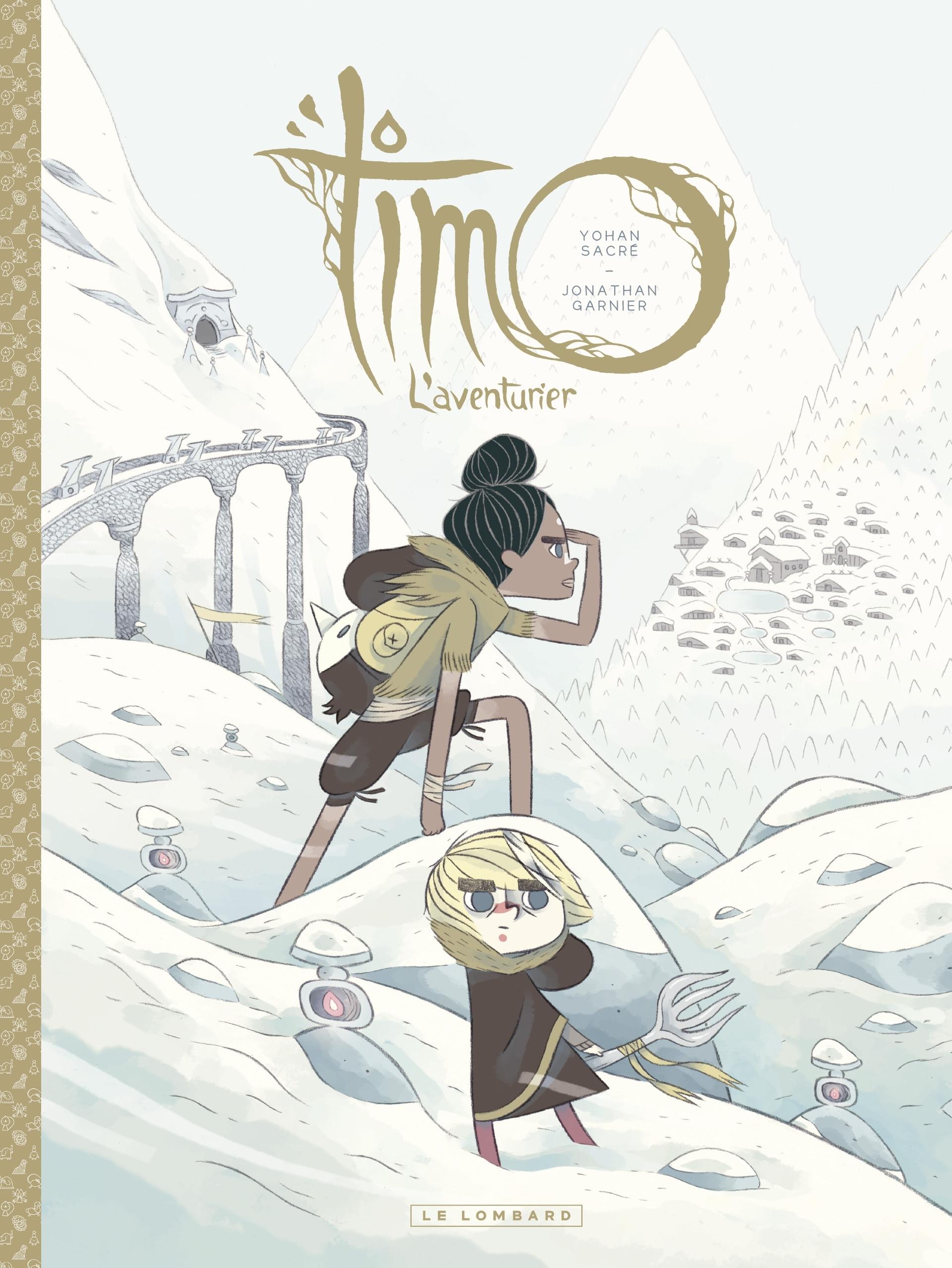 Timo l'aventurier 2 - Tome 2