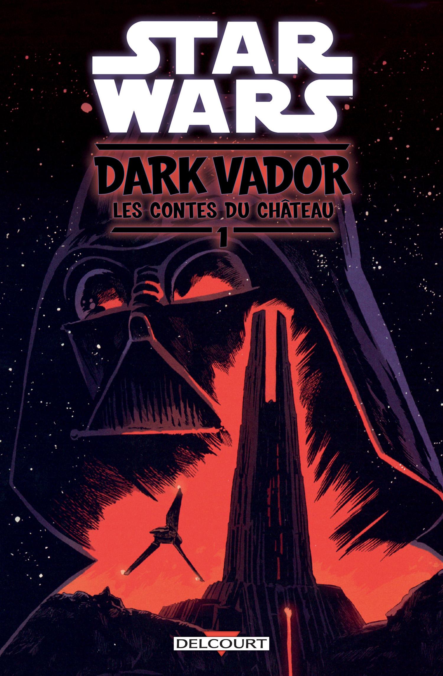 Star Wars - Dark Vador : Les Contes du Château 1
