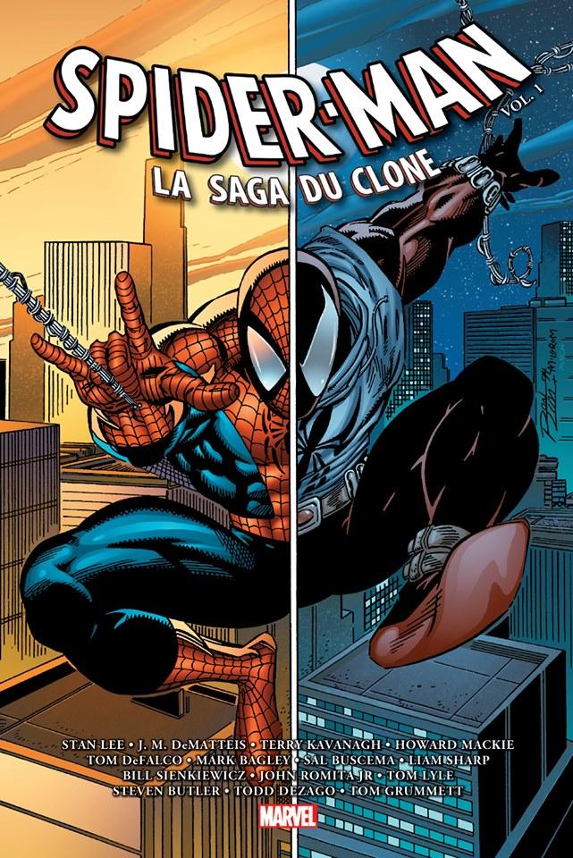 Spider-Man - La saga du clone 1 - Réédition 2019
