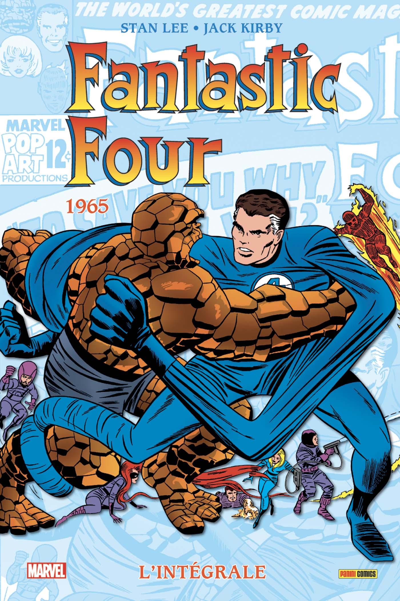 Fantastic Four 1965 - Réédition 2019