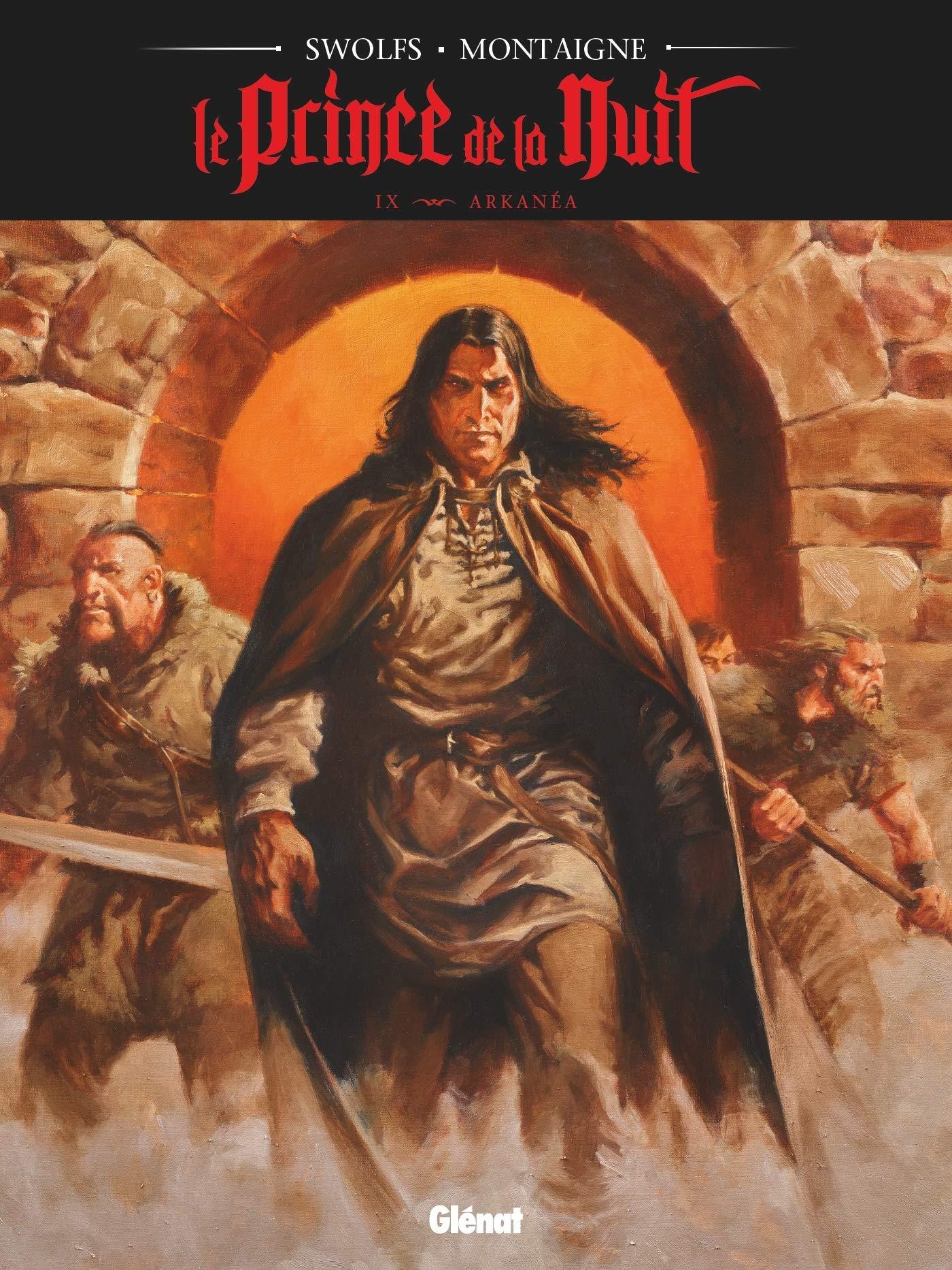 Le prince de la nuit 9 - Arkanéa