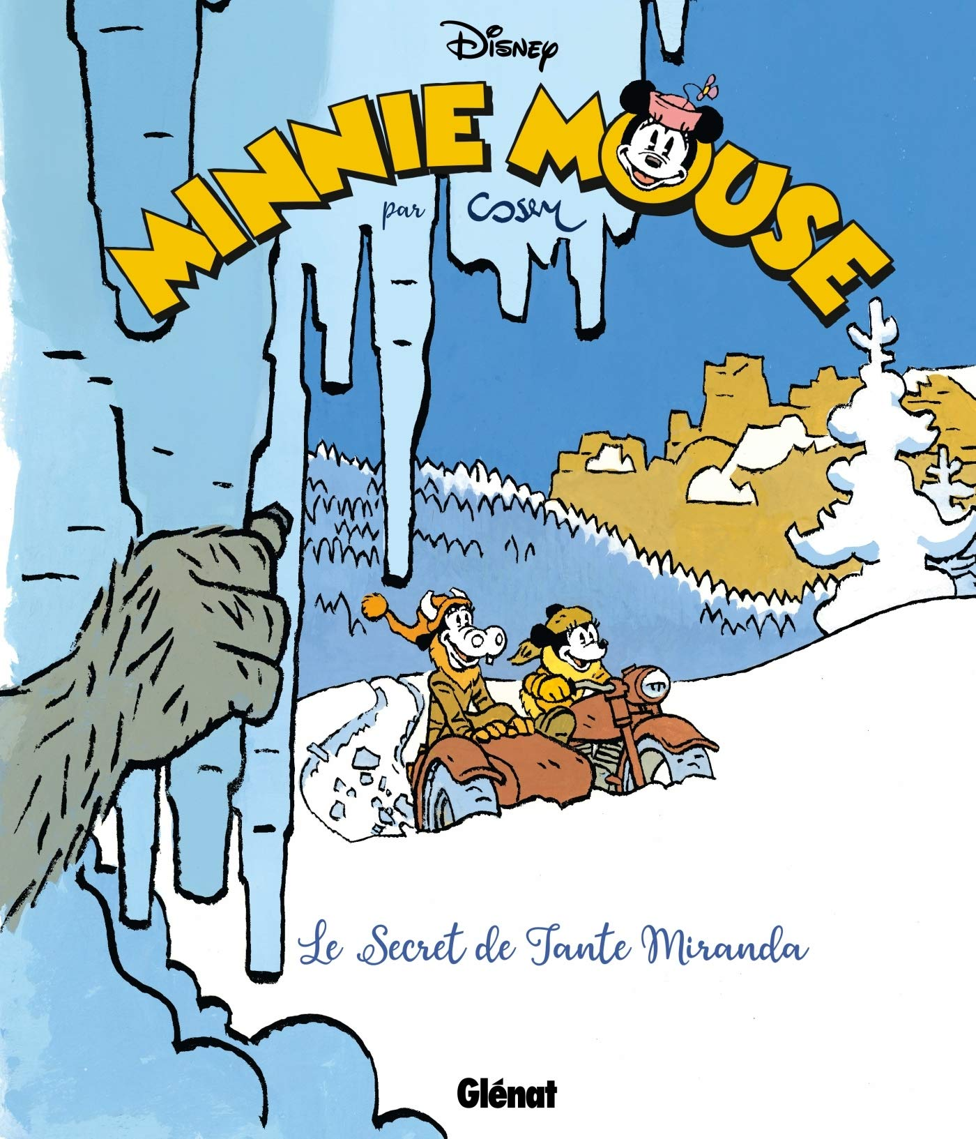 Minnie et le secret de Tante Miranda 1