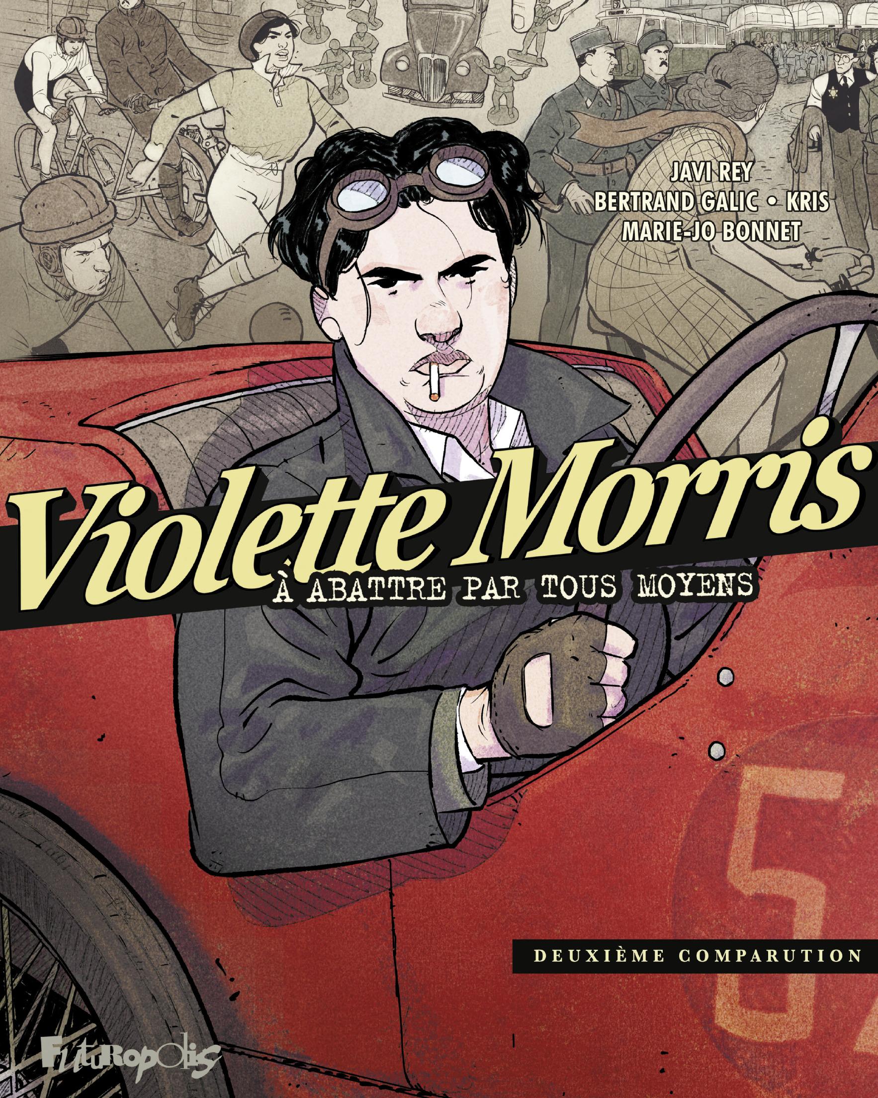 Violette Morris 2 - A battre par tous moyens