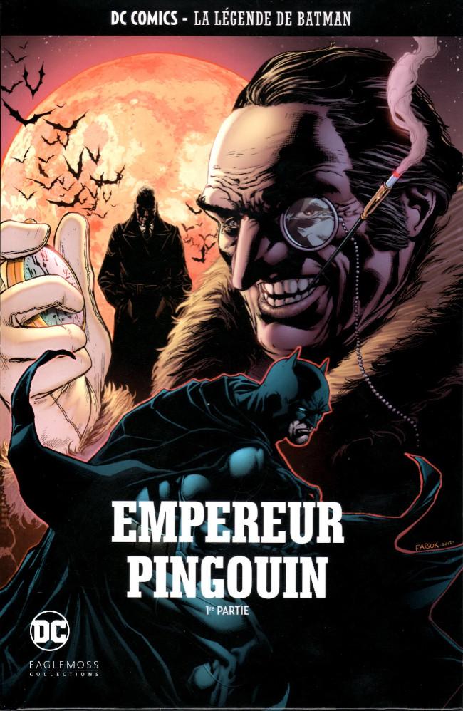DC Comics - La Légende de Batman 71 - Empereur Pingouin - 1re partie