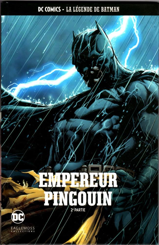 DC Comics - La Légende de Batman 72 - Empereur Pingouin - 2e partie