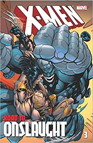 X-Men - Road to Onslaught 3 - The Road to Onslaught