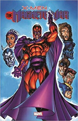 X-Men - Magneto War 1 - Magneto War