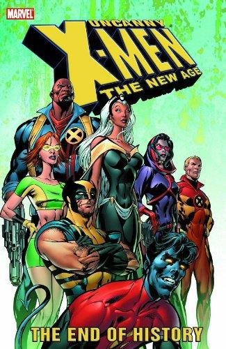Uncanny X-Men - The New Age 1 - The new age