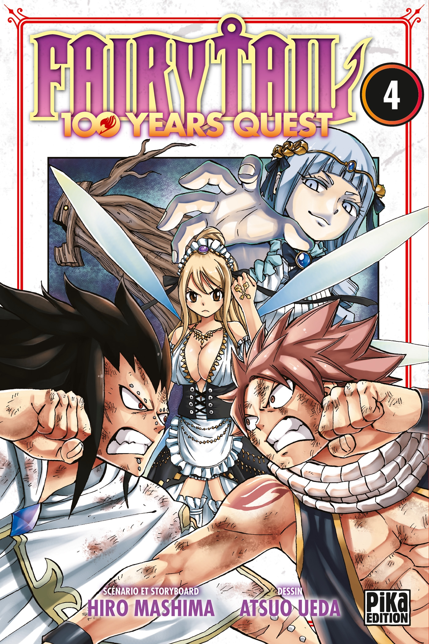 Fairy Tail 100 years quest 4