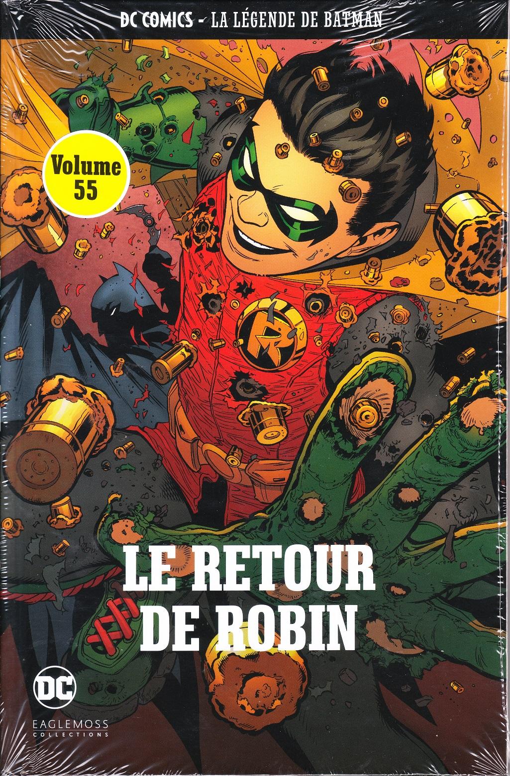 DC Comics - La Légende de Batman 76 - Le Retour de Robin
