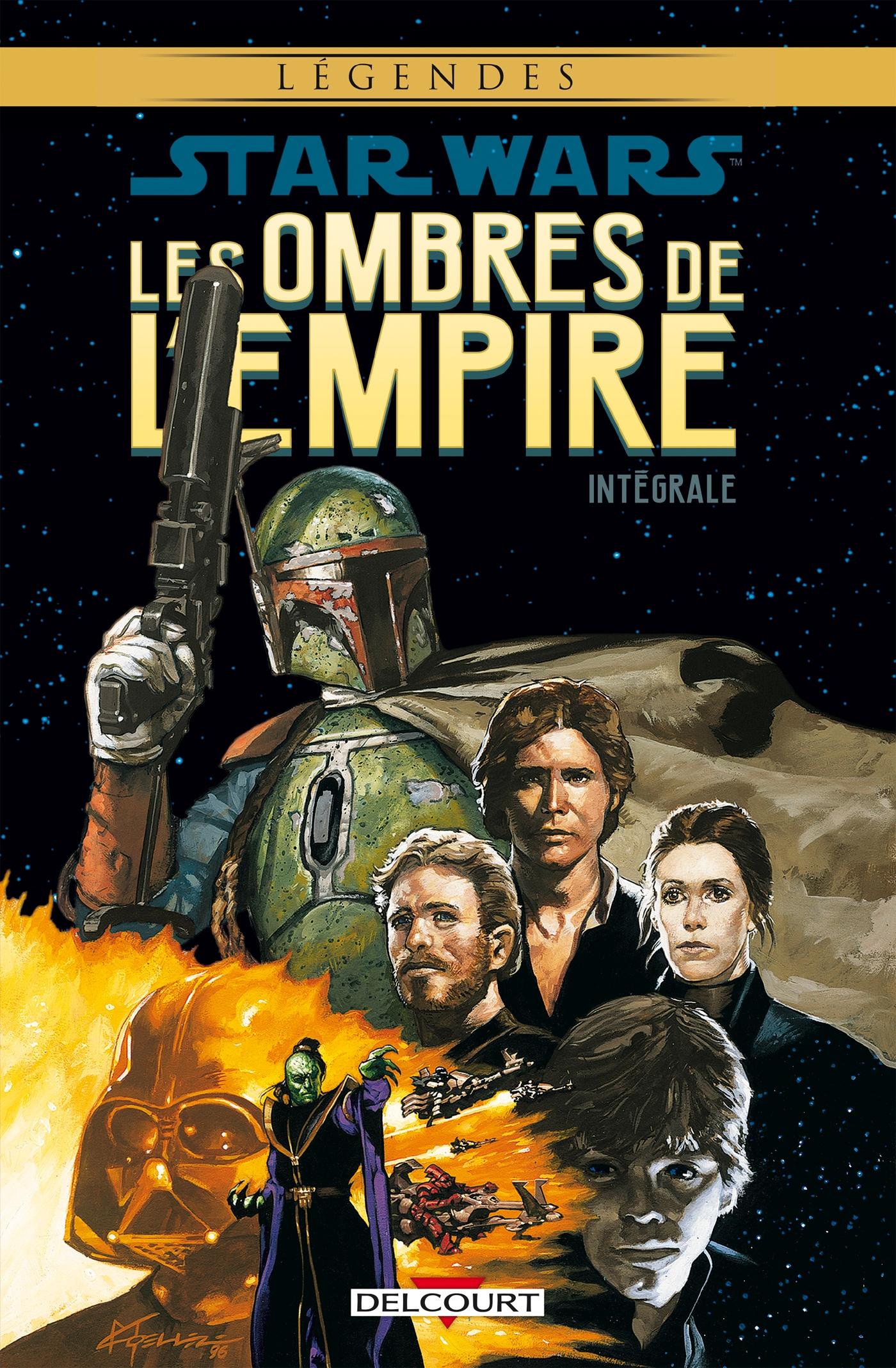 Star Wars - Les Ombres de l'Empire 1 - Les Ombres de L'Empire
