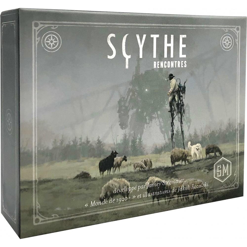 Scythe : Rencontres 0