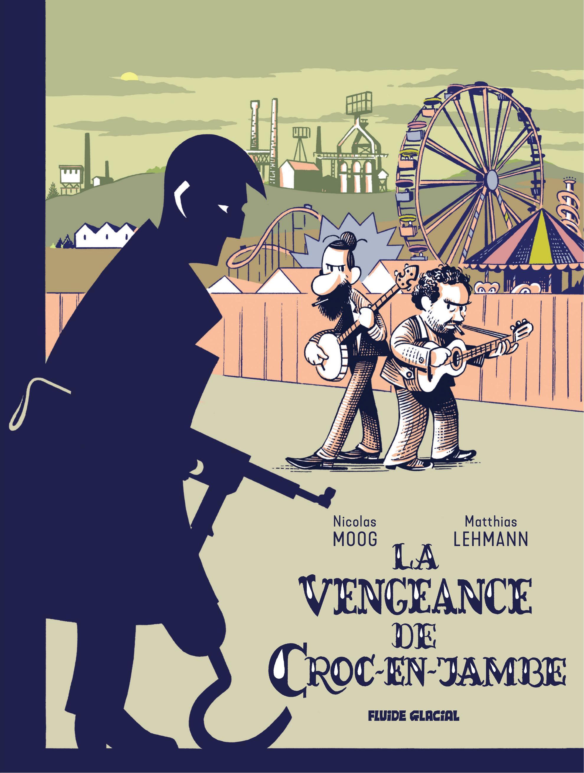 La Vengeance de croc-en-jambe 1 - La Vengeance de croc-en-jambe