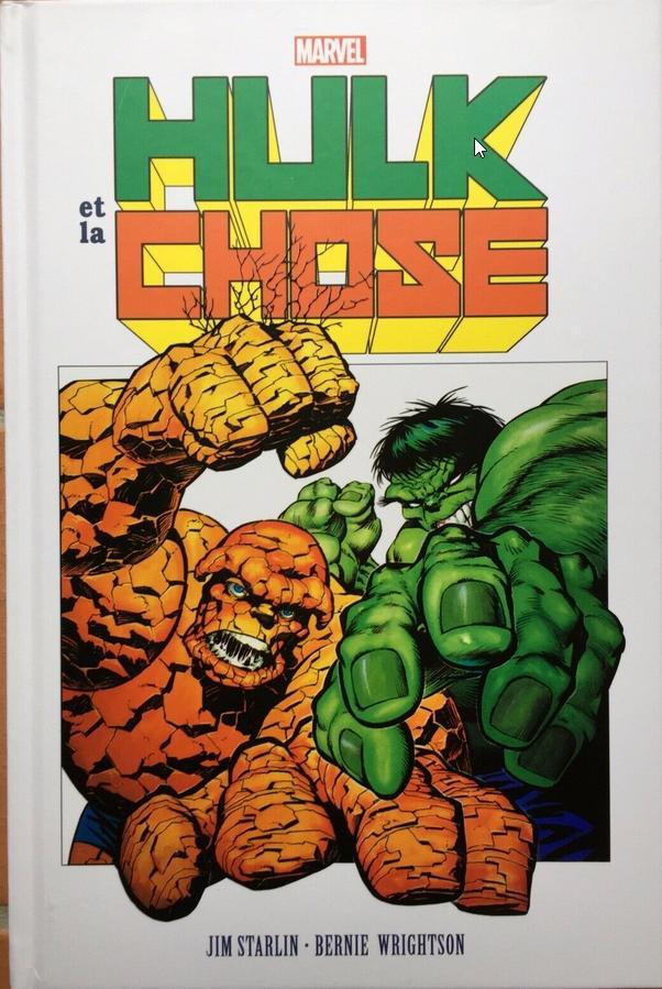 Hulk et la Chose 1 - Le Grands Chambardement