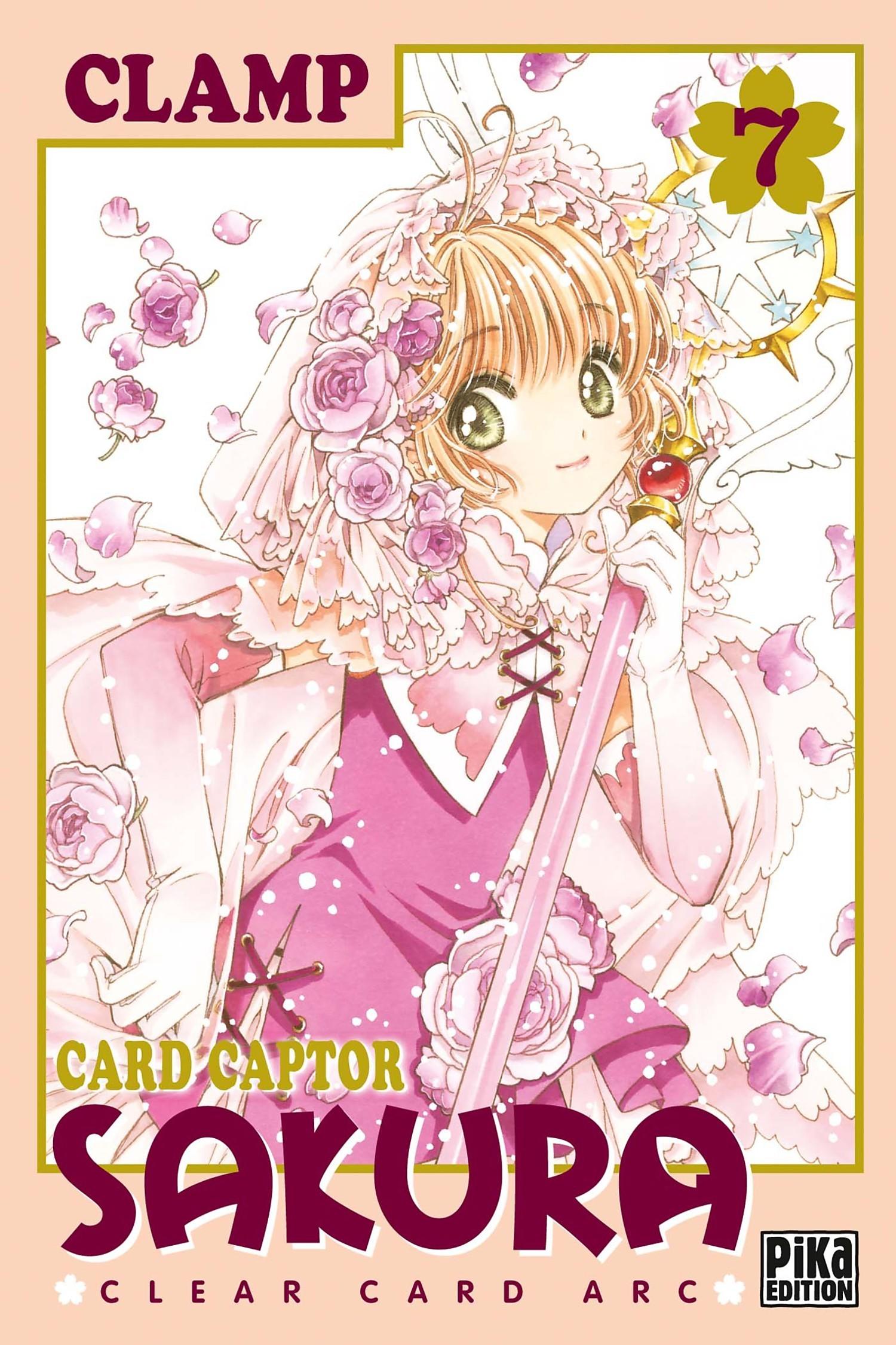 Card captor Sakura - Clear Card Arc 7