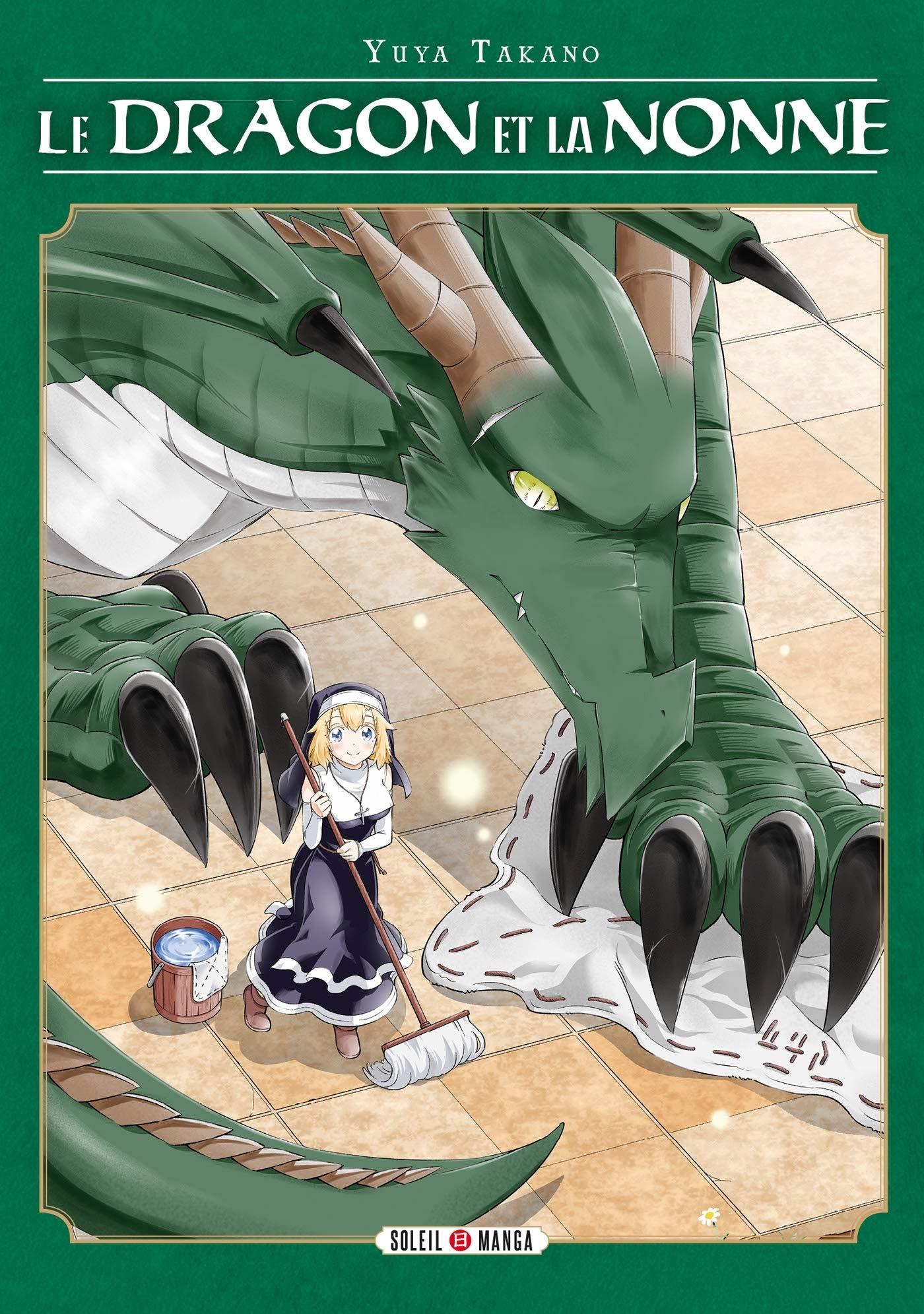 Le Dragon et la Nonne 1