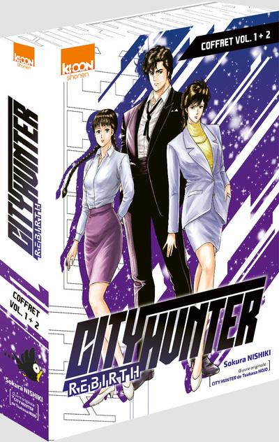 City Hunter Rebirth 2