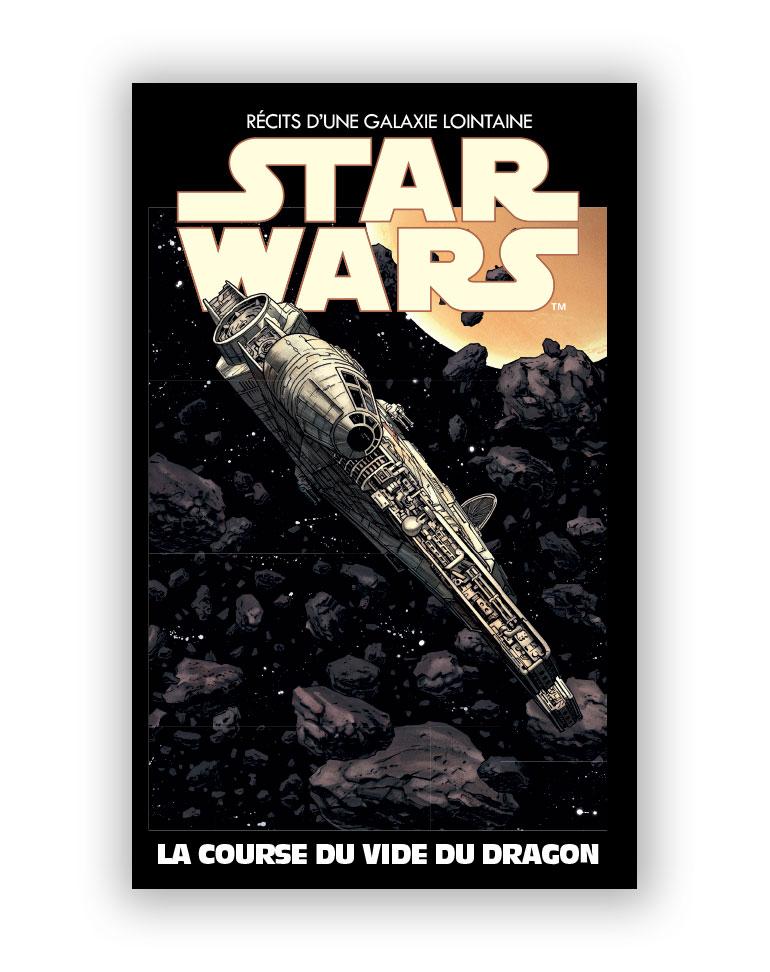 STAR WARS - L'ÉDITION SPÉCIALE : RÉCITS D'UNE GALAXIE LOINTAINE (Altaya) 18 - LA COURSE DU VIDE DU DRAGON