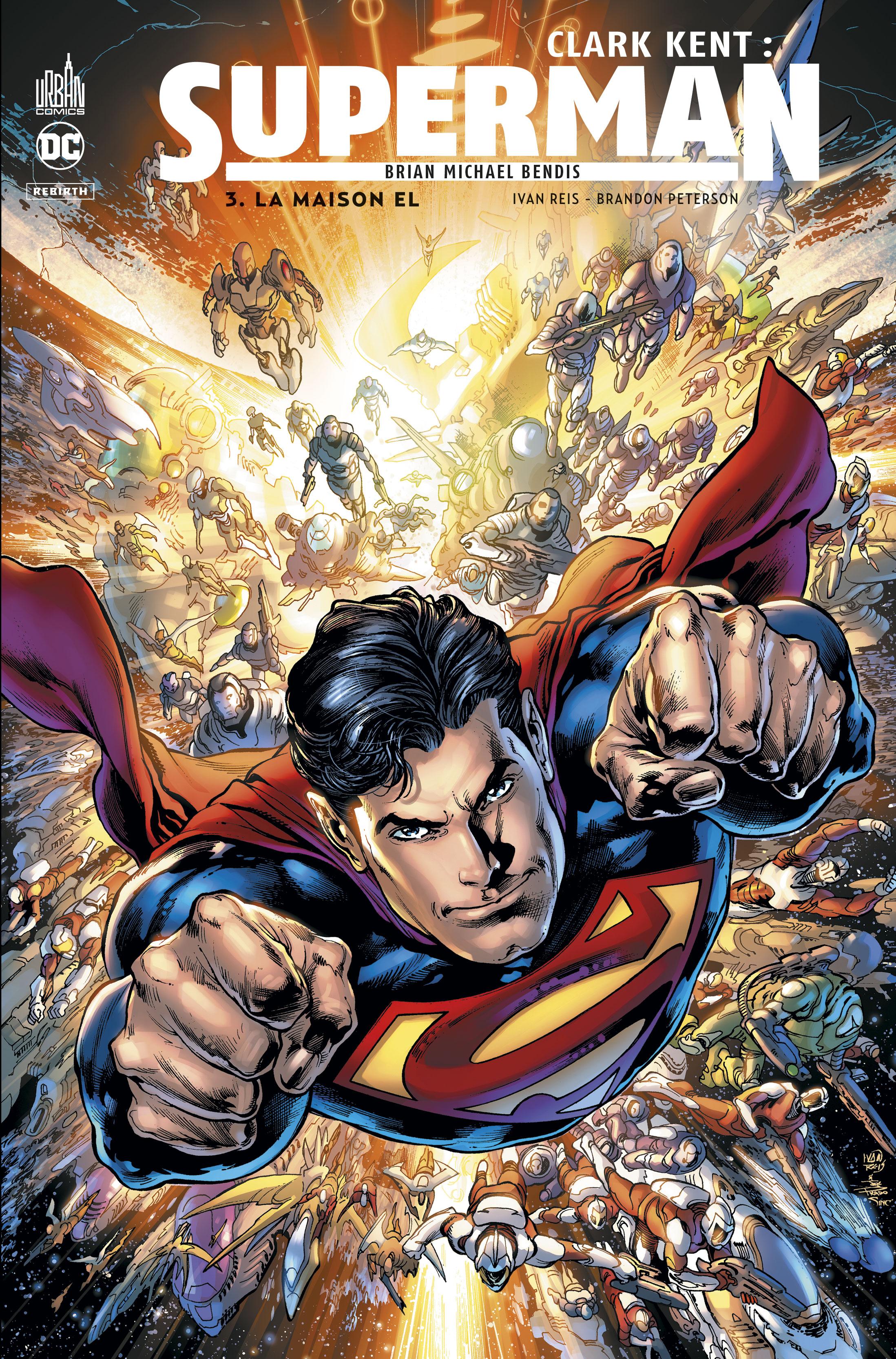 Clark Kent - Superman 3 - La maison El
