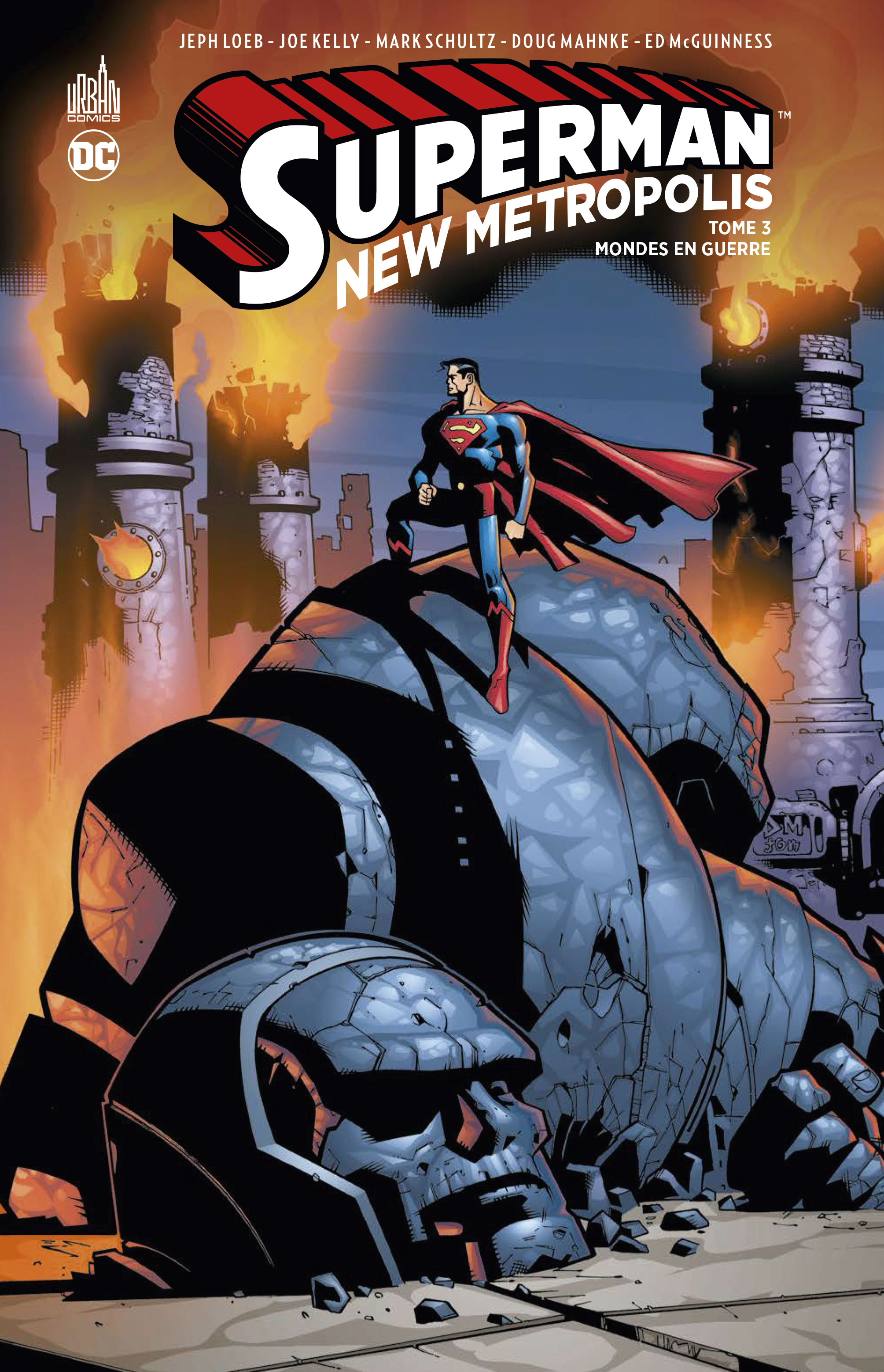 Superman - New Metropolis 3