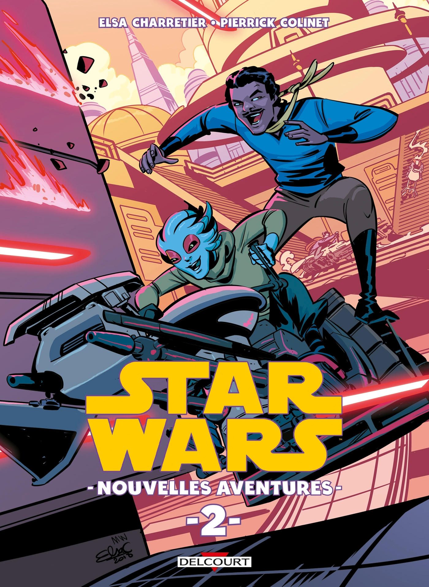 Star Wars - Nouvelles Aventures 2
