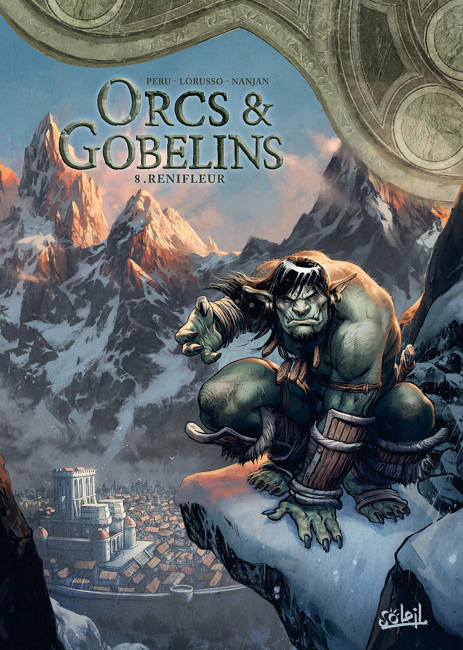 Orcs et Gobelins 8 - Renifleur